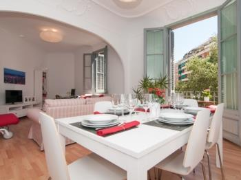 Charming Modernist Style Apartment HUTB010339 - Apartment in Barcelona