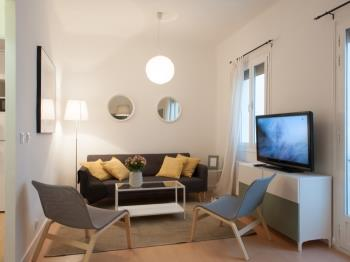 La Paz Market 3 A Madrid Salamanca quarter - Apartment in Madrid