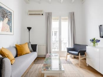 La Paz Market 4 B Madrid Salamanca quarter - Apartment in Madrid