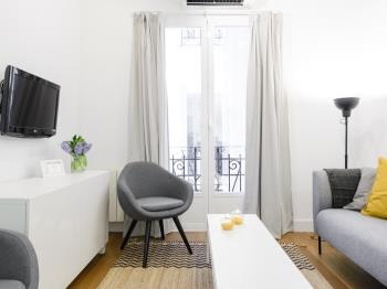La Paz Market 1 C Madrid Salamanca quarter - Apartment in Madrid