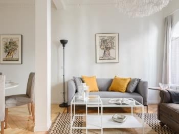 La Paz Market 2 Ext Dcha Madrid Salamanca quarter - Apartment in Madrid