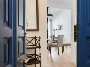 La Paz Market 3 Ext Dcha Madrid Salamanca quarter - Apartment in Madrid