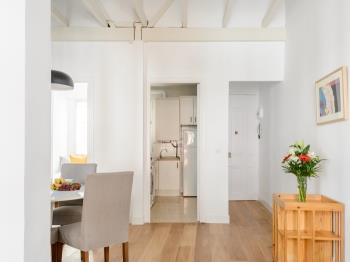 La Paz Market 4 Ext Dcha Madrid Salamanca quarter - Apartment in Madrid